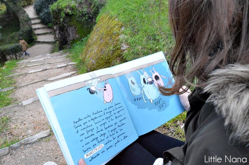 hoy leemos album ilustrado cuento literatura infantil