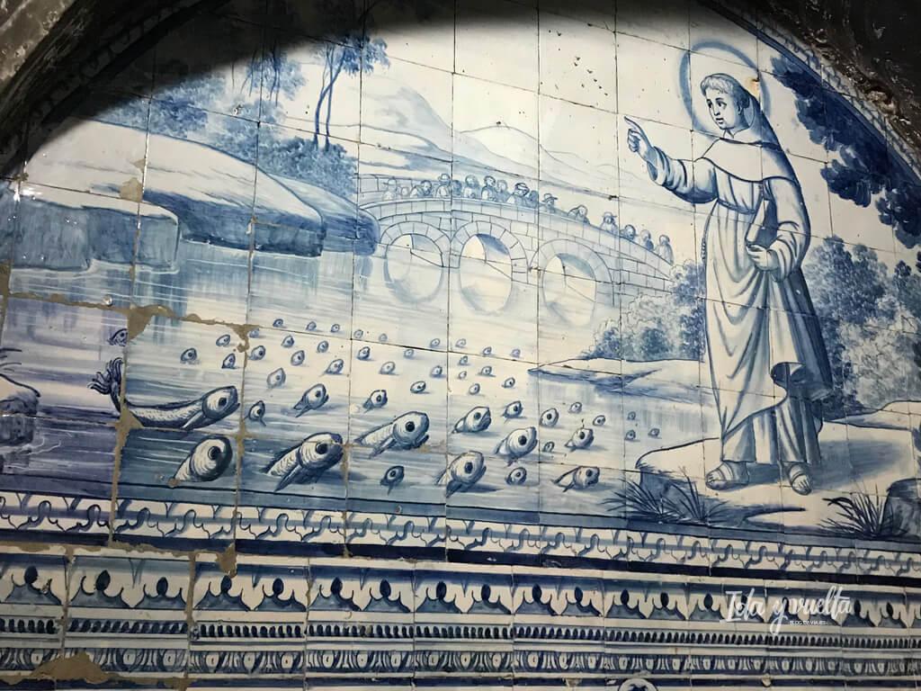 El milagro de San Antonio de Padua