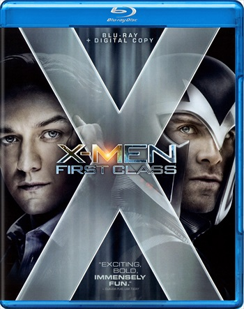 X-Men First Class 2011 Dual Audio Hindi 480p BRRip – 350mb