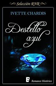 Destello azul_novela romántica_Apuntes literarios de Paola C. Álvarez