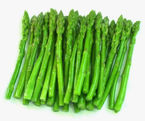 Asparagus - The Folic Acid Provider