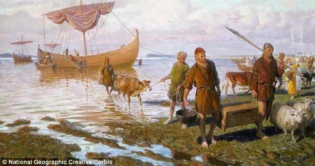 Cincin 'Akik' Kuno Bertuliskan 'Allah' Ditemukan di Makam Viking
