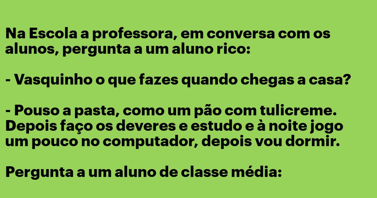 Diferenças entre classes