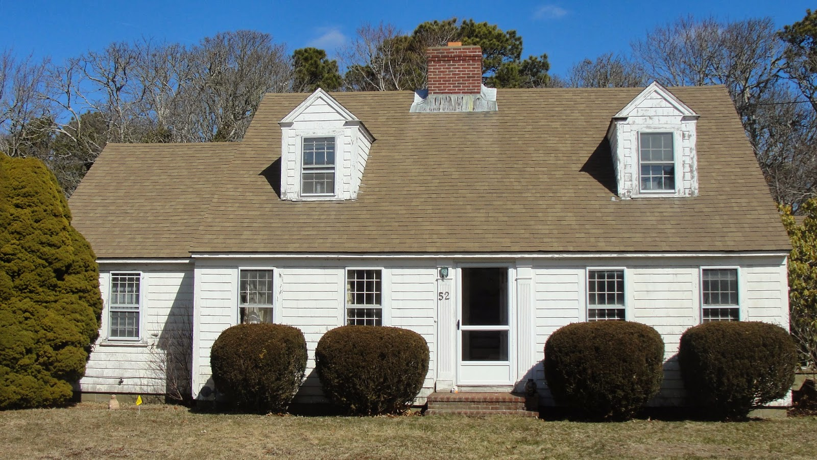 Blog: Colonial Revival Harwich