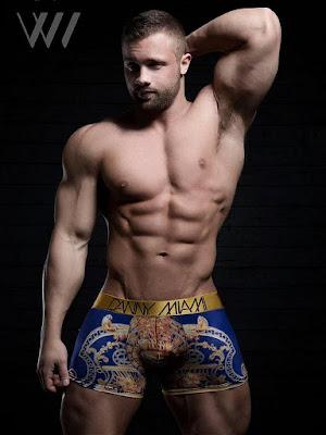 Danny Miami Vintage Emperor Boxer Underwear Multi Gayrado Online Shop
