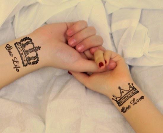 Tatuajes Para Mujer Tatuajes De Coronas