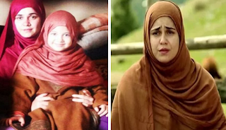 meher vij and munni, meher vij, vaishali sahdev, bajrangi bhaijaan movie actress, bajrangi bhaijaan cast, vij movie
