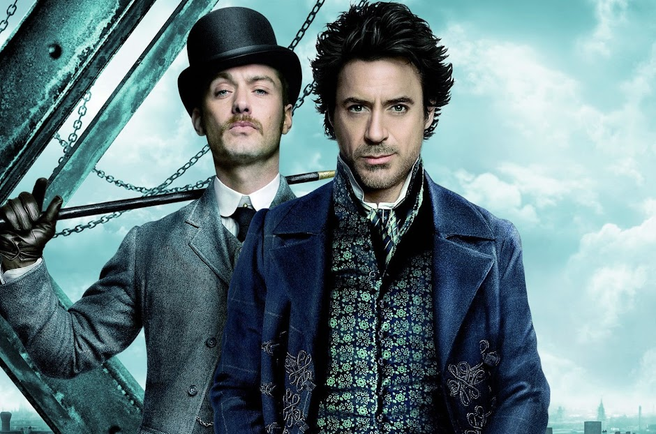 """Sherlock Holmes 3"