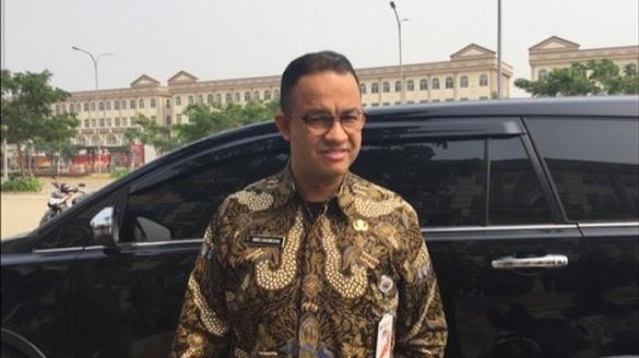 M Taufik Gerindra: Kemarin Pak Jokowi Nggak Apa-apa, Masa Kalau Pak Anies Kalian Ribut?