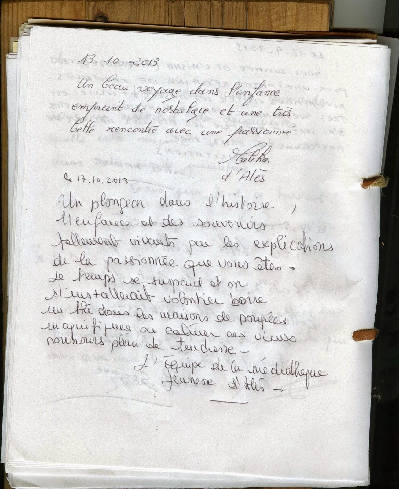 Hollandin mukaan käytössä ei ollut käsikirjoitusta, vaan hänelle ja muille.