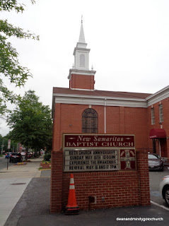 New Samaritan Baptist Church