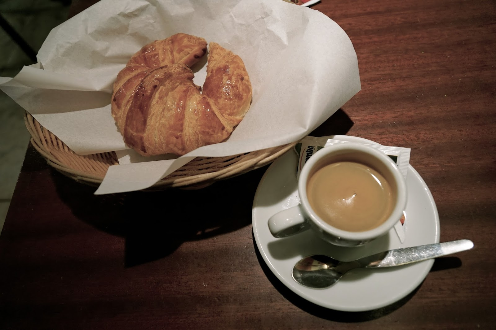 Croissanterie del Pi  クロワッサン