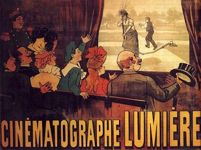 Ο κινηματογράφος των αδερφών Λυμιέρ - Cinématographe Lumière