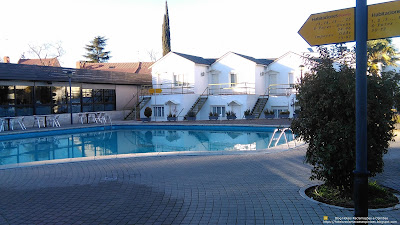 Hotel Osuna - Piscina - https://hoteisreclamacoeseopinioes.blogspot.com