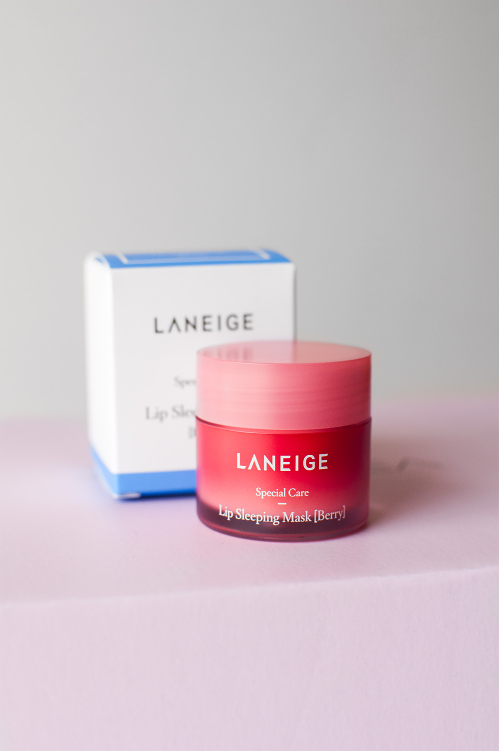 laneige lip sleeping mask, laneige mask, laneige lip mask, laneige berry mask, laneige overnight lip mask
