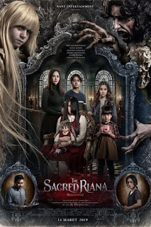 Download Film The Sacred Riana: Beginning (2019) Full Movie
