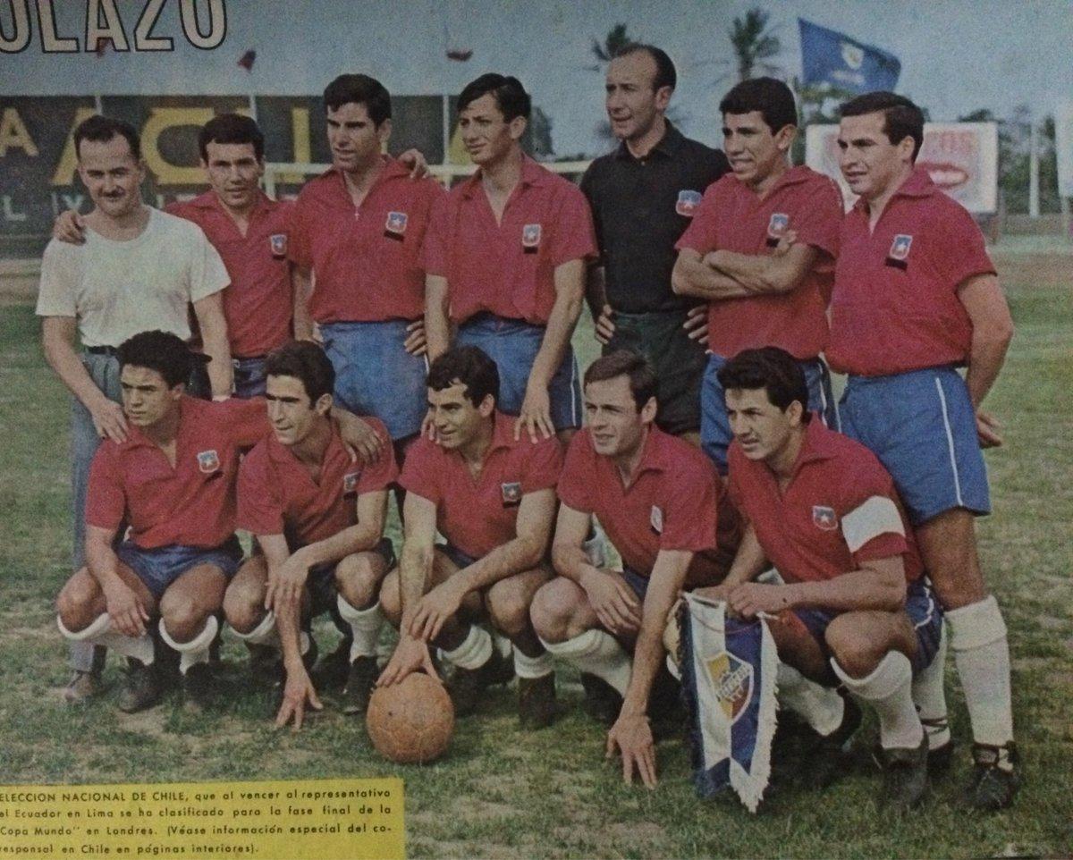 Formación de Chile ante Colombia, Clasificatorias Inglaterra 1966, 7 de agosto de 1965