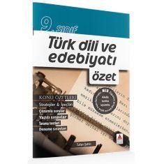 Delta Kültür 9.Sınıf Türk Dili ve Edebiyatı Özet