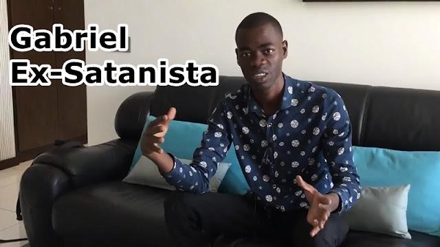 gabriel ex satanista de angola