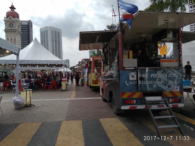Expo Negaraku di Dataran Merdeka