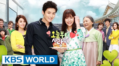 I Love You From Today Korean Drama Wiki