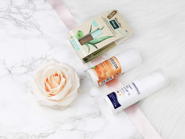 Multi Review | Kneipp, Weleda & Dermasence