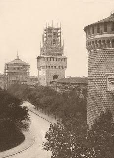 filarete beltrami castello torre