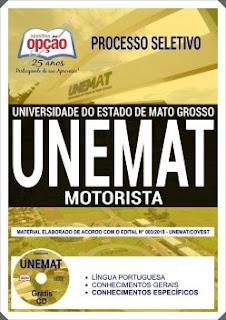 Apostila UNEMAT MT Motorista2018