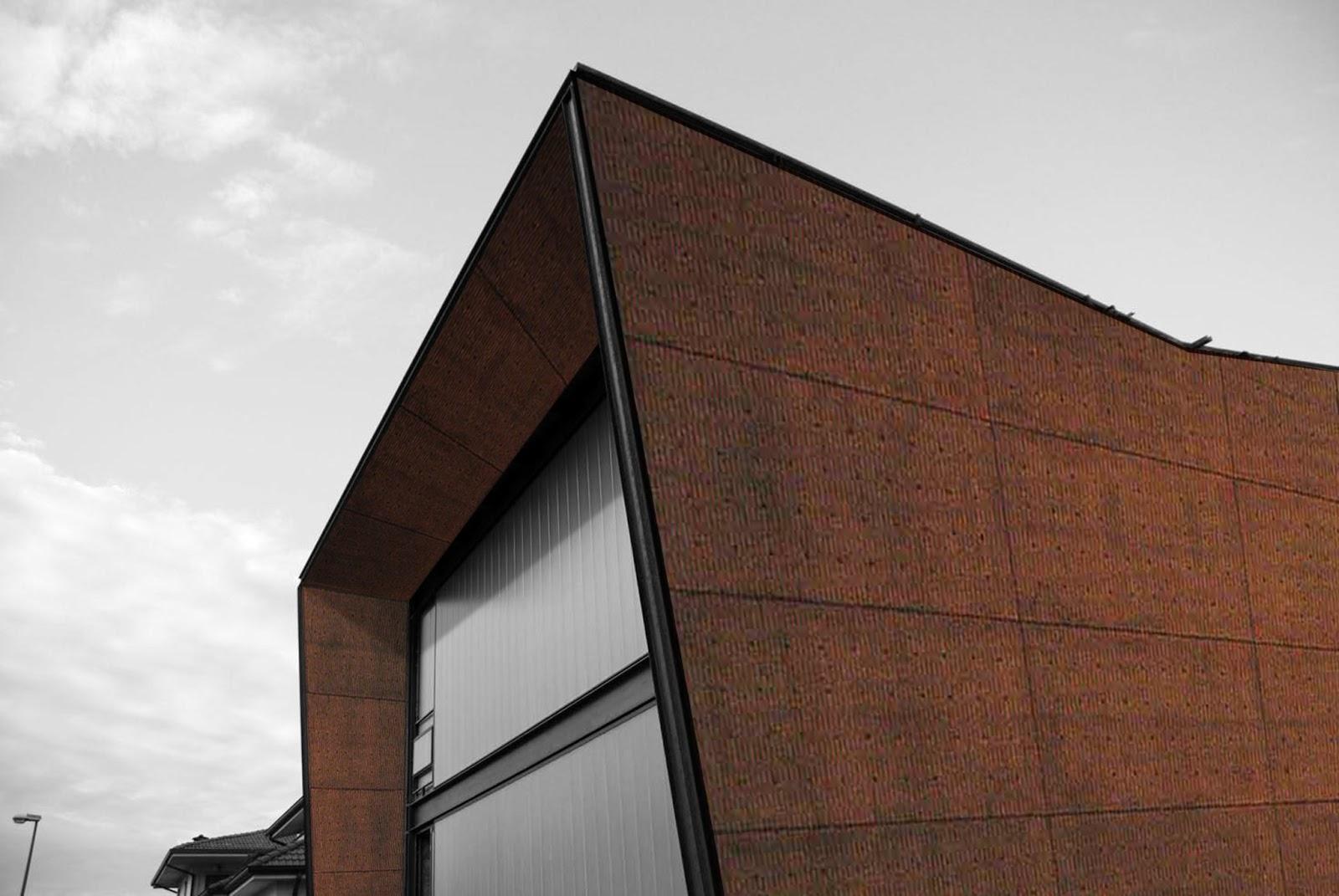 Whistle House Progetto dell'Architetto Marcio Tolotti