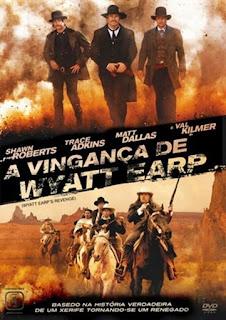 A Vingança de Wyatt Earp – Dublado (2012)
