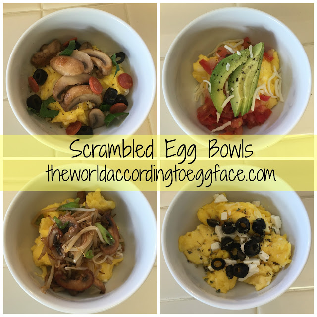 Eggface%2BScrambled%2BEgg%2BBowls%2BBreakfast%2BRecipes Weight Loss Recipes Scrambled Egg Bowls