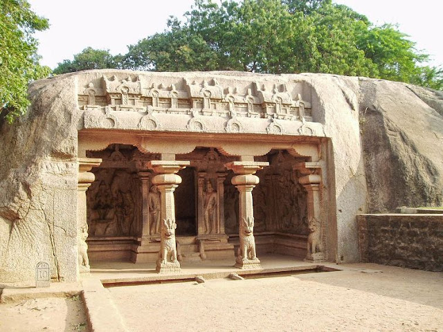 Mamallapuram-Tamil-Nadu