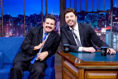 Arnaldo e Danilo (Crédito: Gabriel Cardoso/SBT)