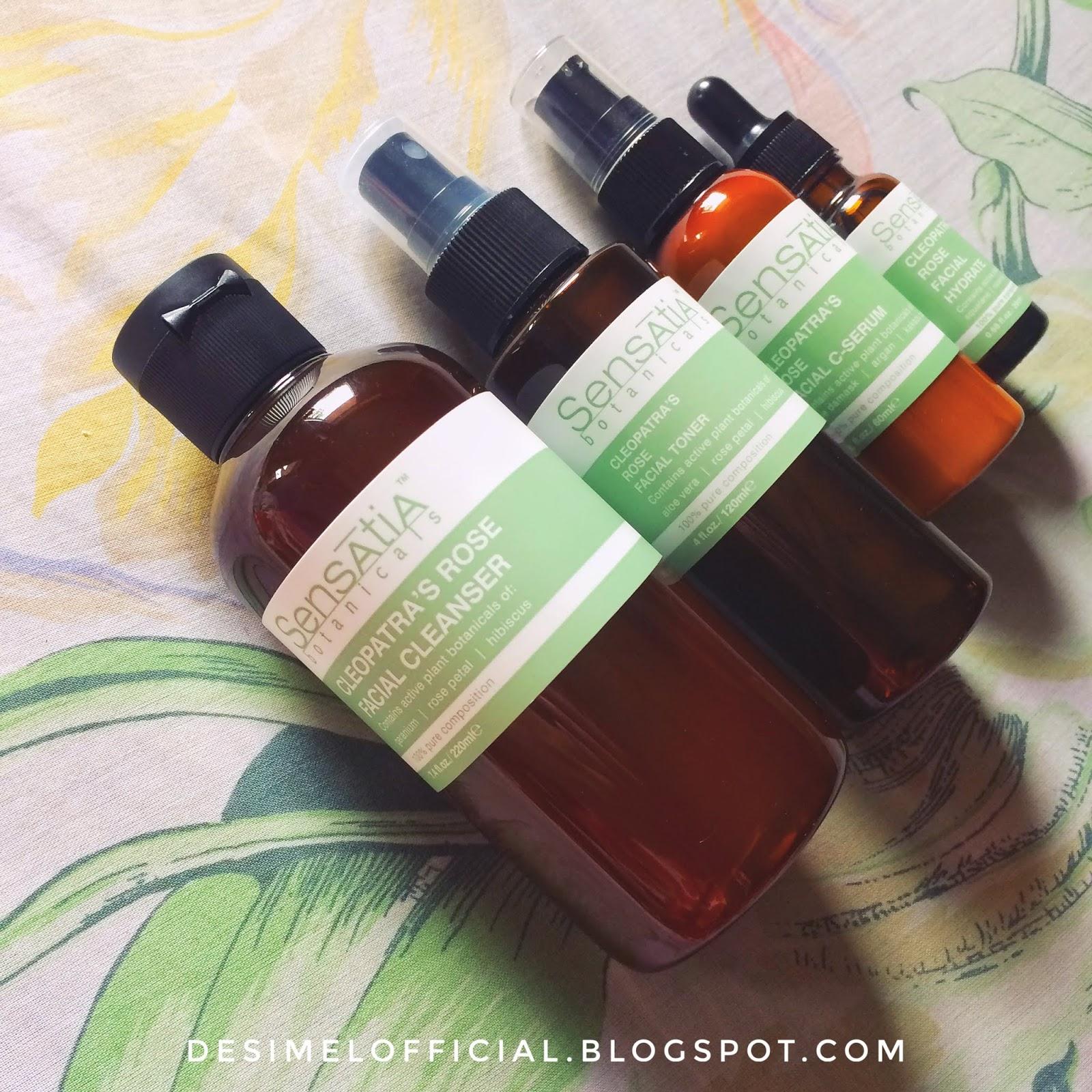 Skincare Untuk Kulit Bekas Jerawat Sensatia Botanicals