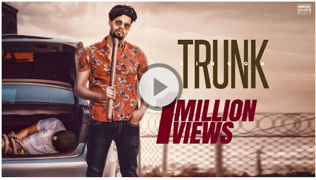 TRUNK LYRICS – Singga