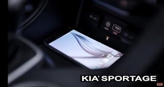 KIA Sportage 2016 Interni – Foto interni nuovo Sportage 2016