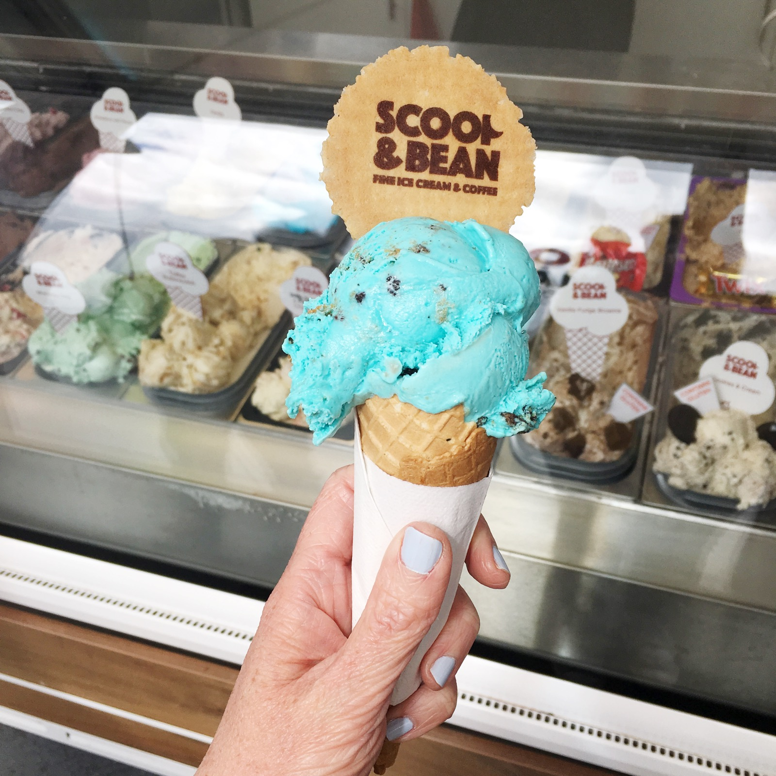 Best Ice Cream Parlours in the North East - Scoop and Bean South Shields
