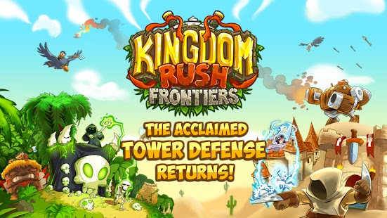 Kingdom Rush Frontiers Apk Mod+Data Free on Android Game Download