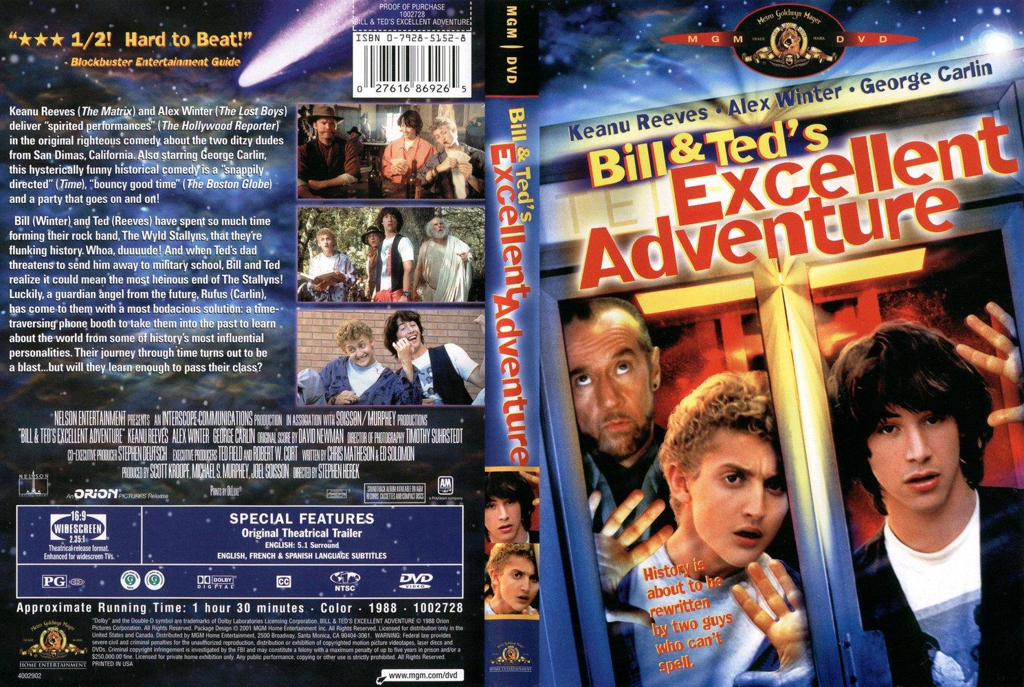 Amy Stock Poynton Nude vagebond's movie screenshots: bill & ted's excellent