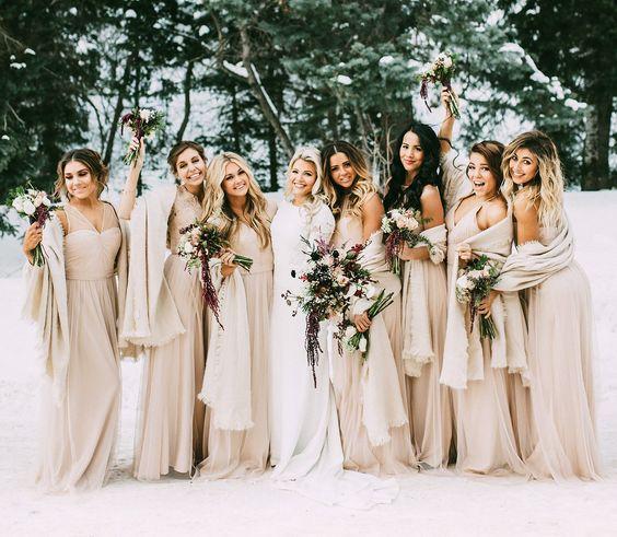 Ślub i wesele zimą, Organizacja ślubu i wesela zimą, Zimowe Panny Młode, Zimowe inspiracje na ślub, Zimowy Ślub,