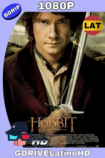 El Hobbit: Un Viaje Inesperado (2012) EXTENDED 1080p LAT-CAS-ING MKV