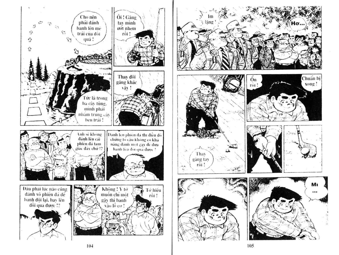 Ashita Tenki ni Naare chapter 9 trang 51