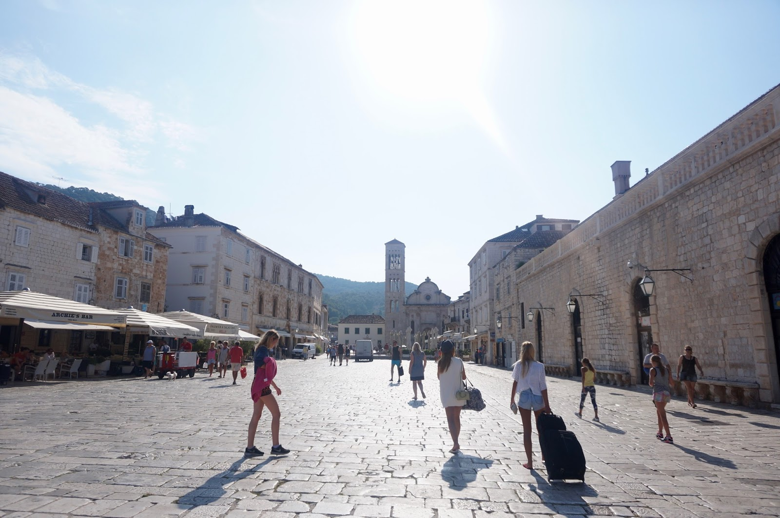 QUICK GUIDE TO HVAR, CROATIA