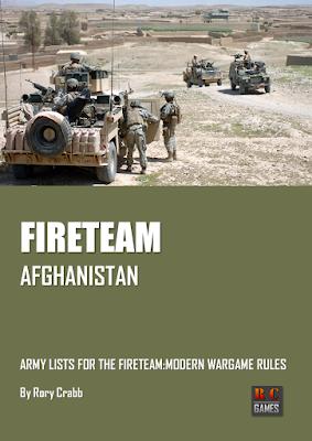 Fireteam: Modern - Afghanistan