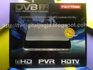 Jual STB DVB-T2 POLYTRON PDV 500T2