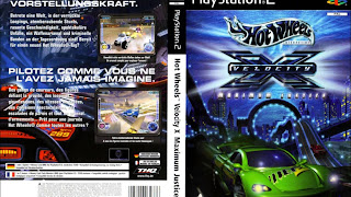 Hot Wheels: Velocity X PS2