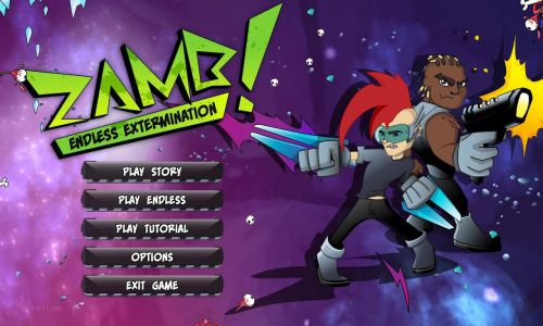 Download ZAMB Endless Extermination Highly Compressed