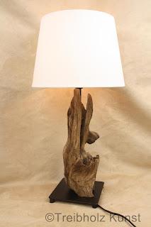 Treibholz Lampen online kaufen