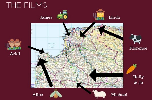 North Devon Farmers in the Spotlight for Short Film Collection