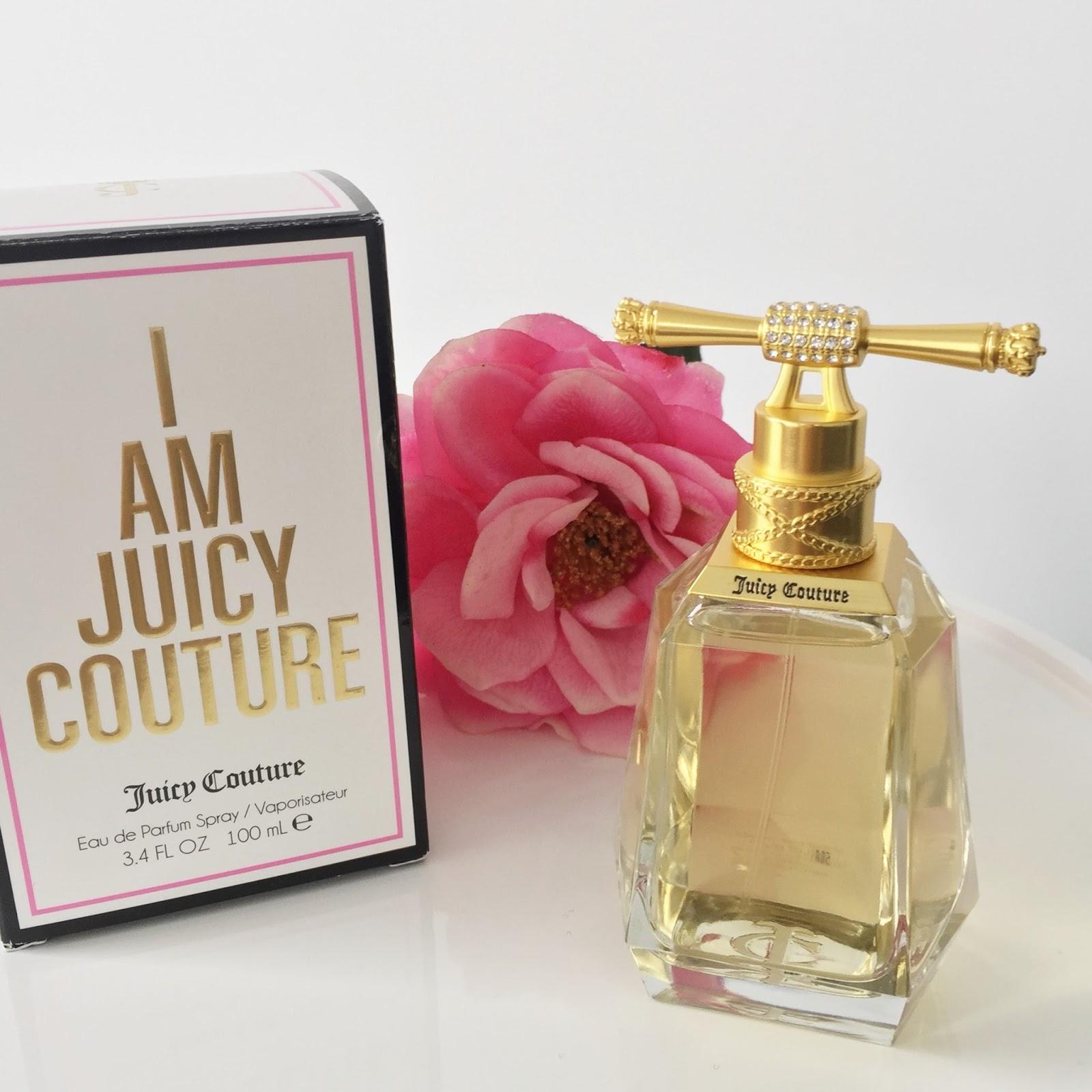 Product Review I Am Juicy Couture Eau De Parfum The Beauty